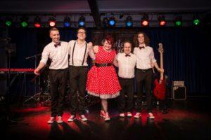 Amy Sängerin aus Freiburg mit ihrer Coverband Gentle Session